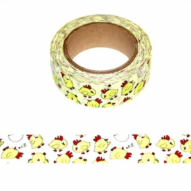 Chicken Washi Tape - Out Of Stock