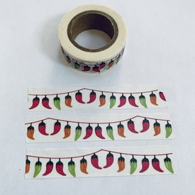 Chilli Pepper Washi Tape