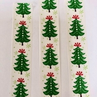 * Christmas Tree Washi Tape