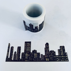 City Skyline Washi Tape