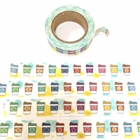 * Coffee Washi Tape