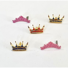 Crown & Tiara Brads