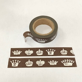 Crown Washi Tape