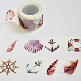 Cruise Washi Tape