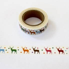 Deer Washi Tape
