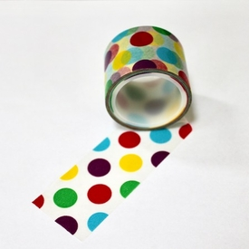 Dot Washi Tape - Wide