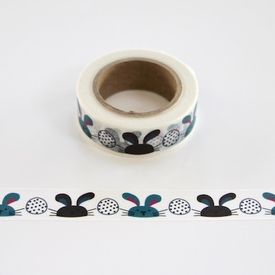 Easter Bunny Washi Tape - out of stock