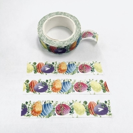 * Egg Washi Tape