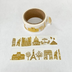 Eiffel Tower Washi Tape