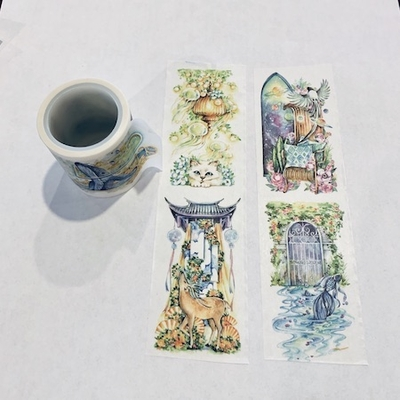 Enchanted Forest Washi Tape