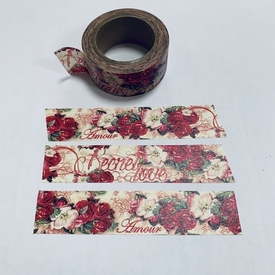 Flower Amour Washi Tape