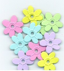 Flower Quicklet Eyelets-Pastels