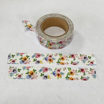 Flower Washi Tape - out of stock