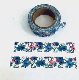 * Flower Washi Tape