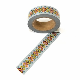 Foil Dot Washi Tape