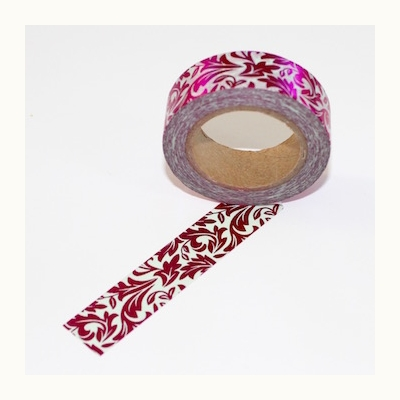 Foil Washi Tape - Leaf