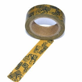 Fragile Washi Tape