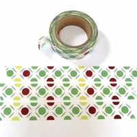 * Fun Pattern Washi Tape