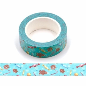 * Gingerbread Washi Tape