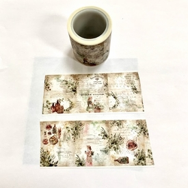 Girl in the Garden Washi Tape