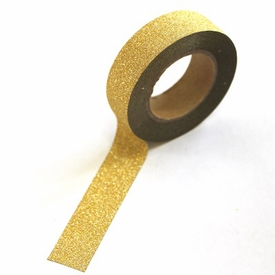 Glitter Gold Washi Tape