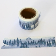 Glitter Winter Washi Tape