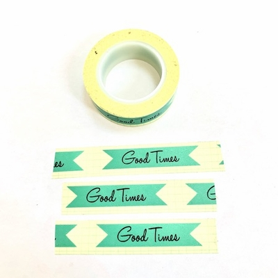 Good Times Washi Tape