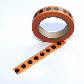Halloween Dot Washi Tape