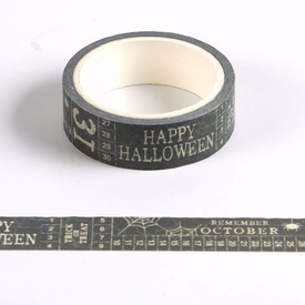 * Halloween Washi Tape