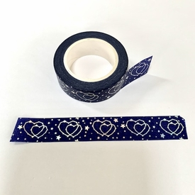 Heart Star Washi Tape