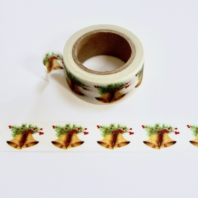 Holiday Bell Washi Tape