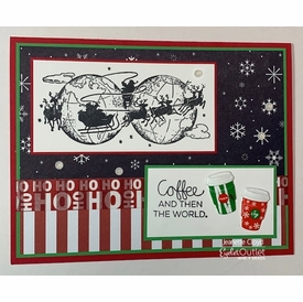 * Holiday Coffee Cup