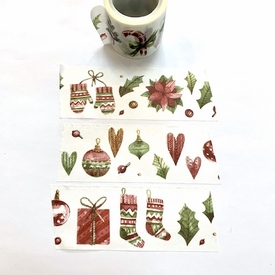 * Holiday Washi Tape