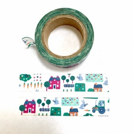 Home Town Washi Tape