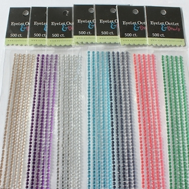 Jewel Bling Strips - 500 Count