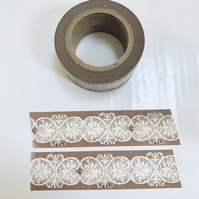 * Lace Washi Tape
