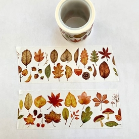 * Leaf Washi Tape - Wide