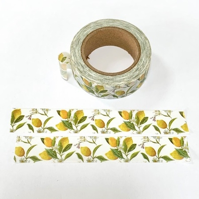 Lemon Washi Tape