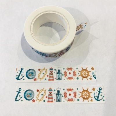* Boating Washi Tape