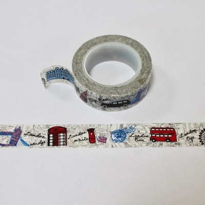 London Washi Tape