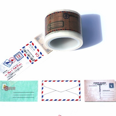 Mail Washi Tape