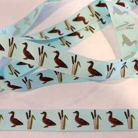 Mallard Ribbon - Blue