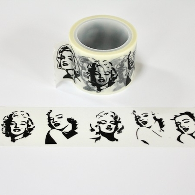 Marilyn Monroe Washi Tape