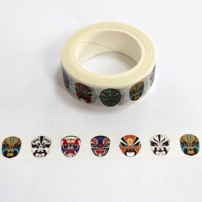 Mask Washi Tape
