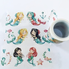 Mermaid Washi Tape - out of stock