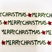 * Merry Christmas Washi Tape