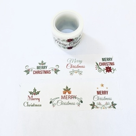 Merry Christmas Washi Tape
