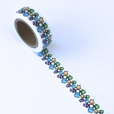 Monster Washi Tape
