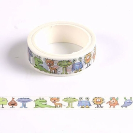* Monster Washi Tape