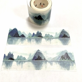 Mountain Reflections Washi Tape